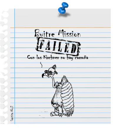 buitre failed