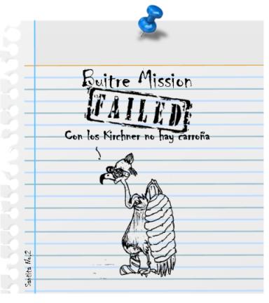 buitre failed