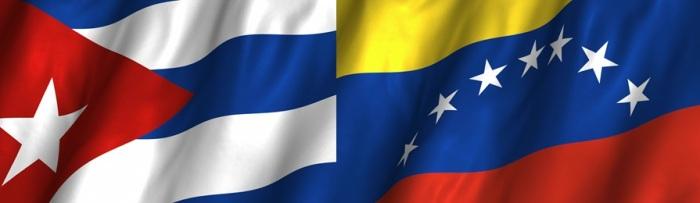 Cuba e Venezuela - Nações irmãs